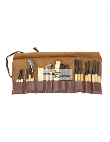 Case 25 wooden tools RYUGA 21829