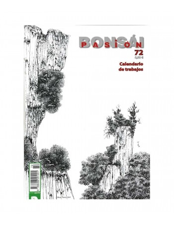 Revista nº72 Calendario de Trabajos BONSAI PASION